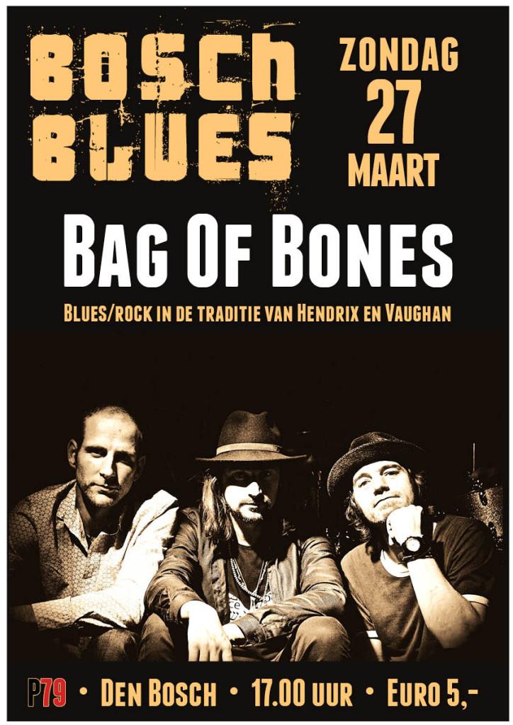 Bosch Blues: Bag of Bones