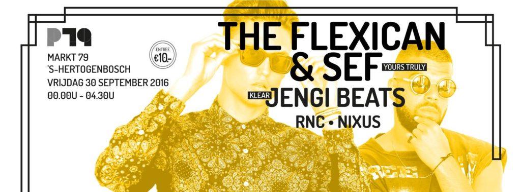 TEUT The Flexican & SEF